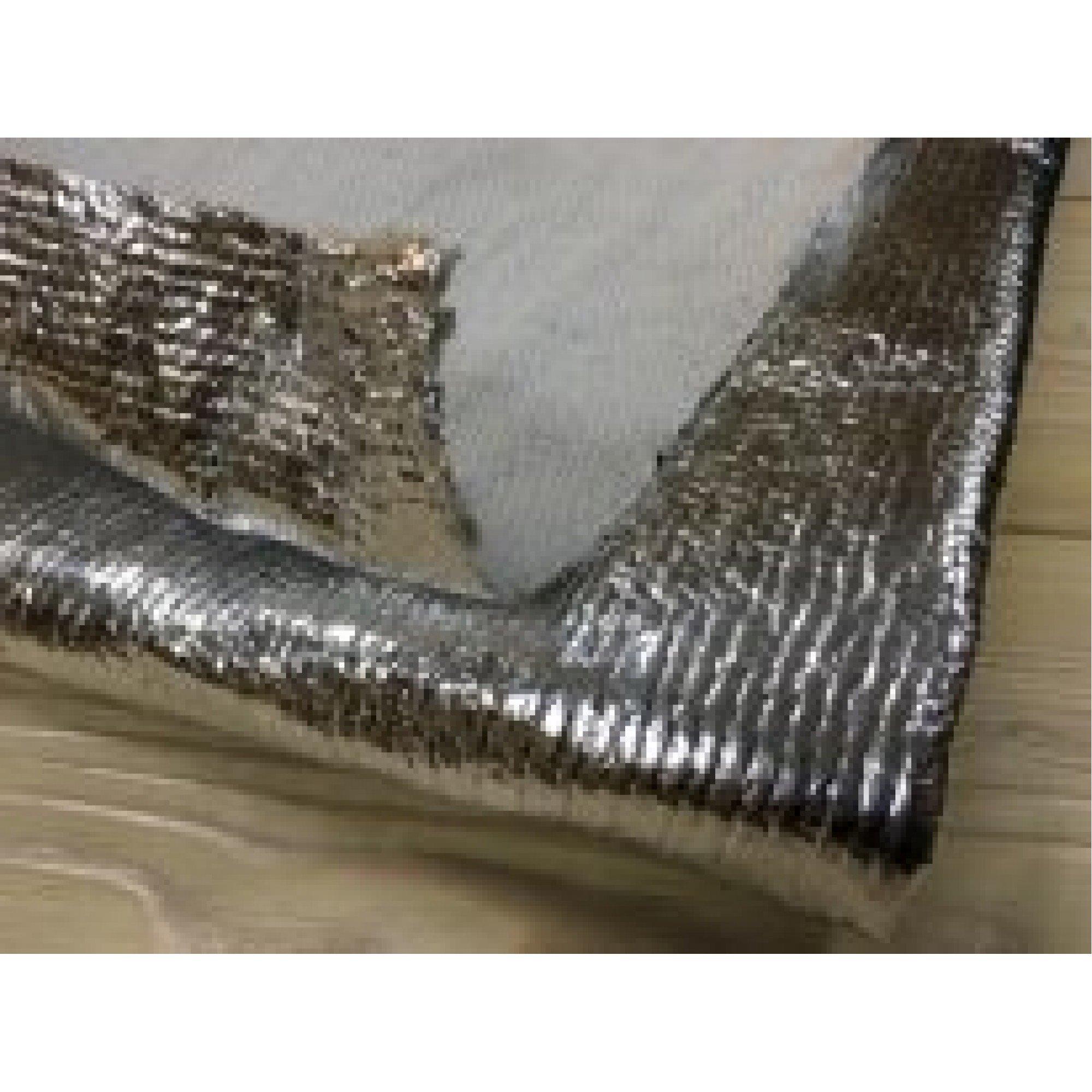 Керамическая ткань с алюминием.
