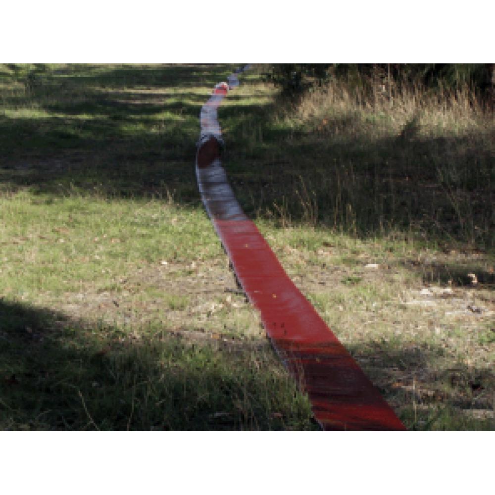 Шланг-Рукав Lay Flat плоский напорный. ф -100 мм. 100 м.