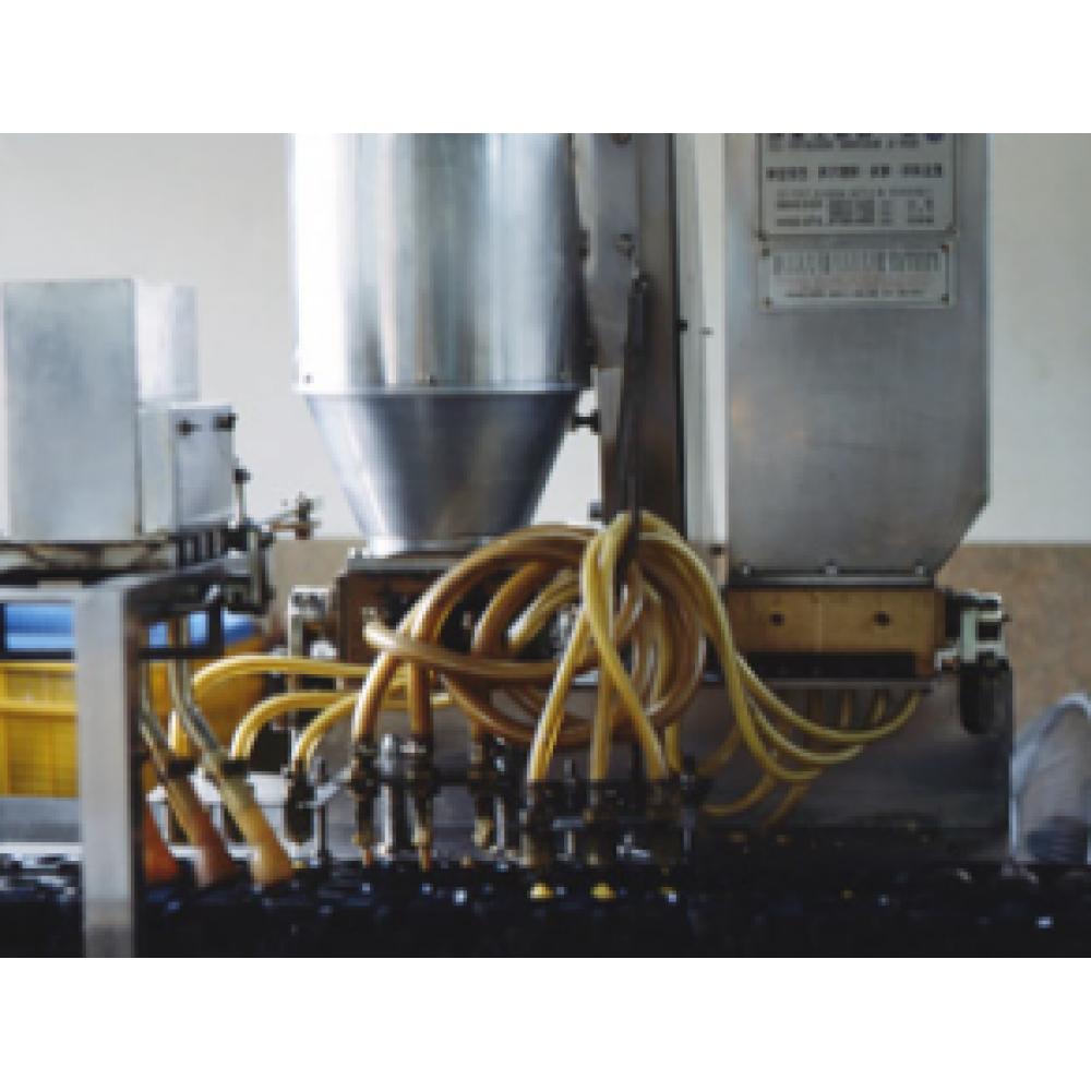 Шланг ПВХ пищевой, армированный стальной спиралью. Серия В-12, ф- 16 мм. 50 м.