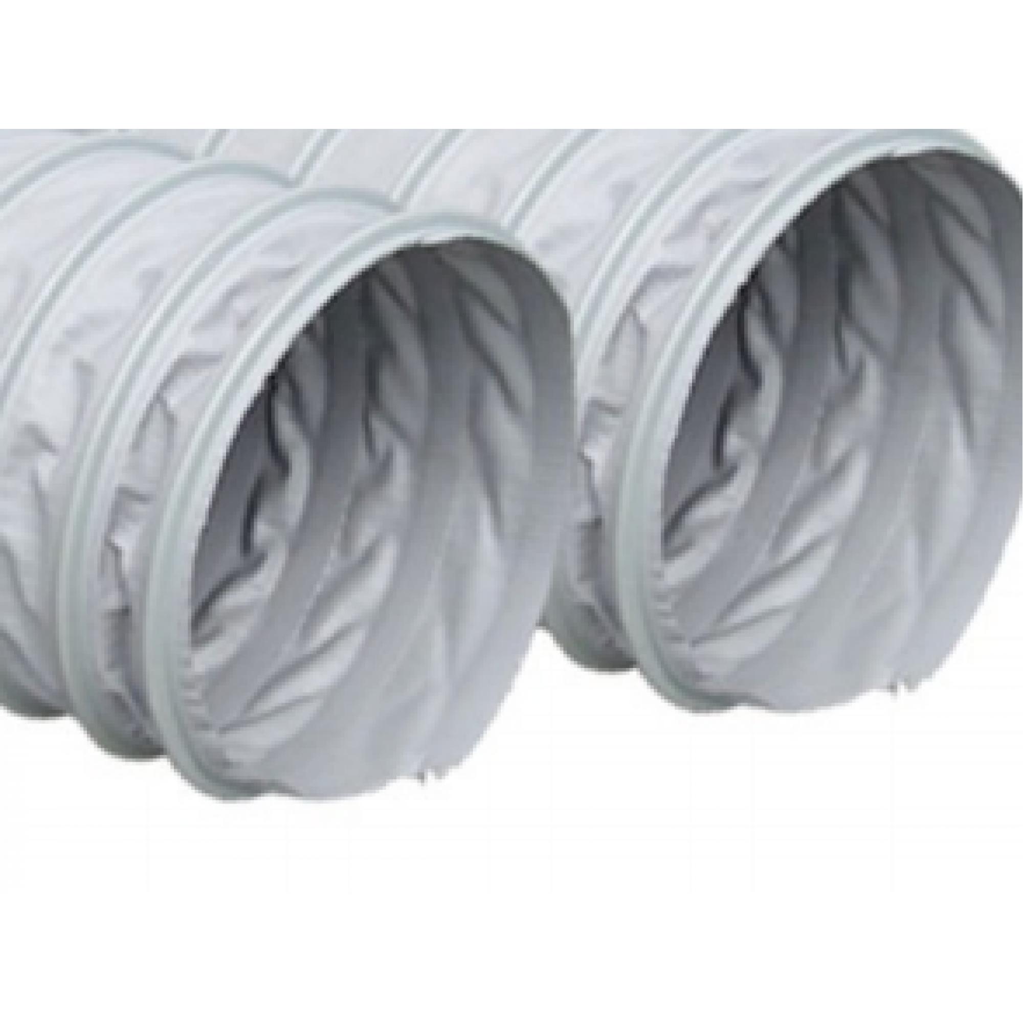 Воздуховод, вентиляционный, мягкий. ф- 450 мм. 10 м.