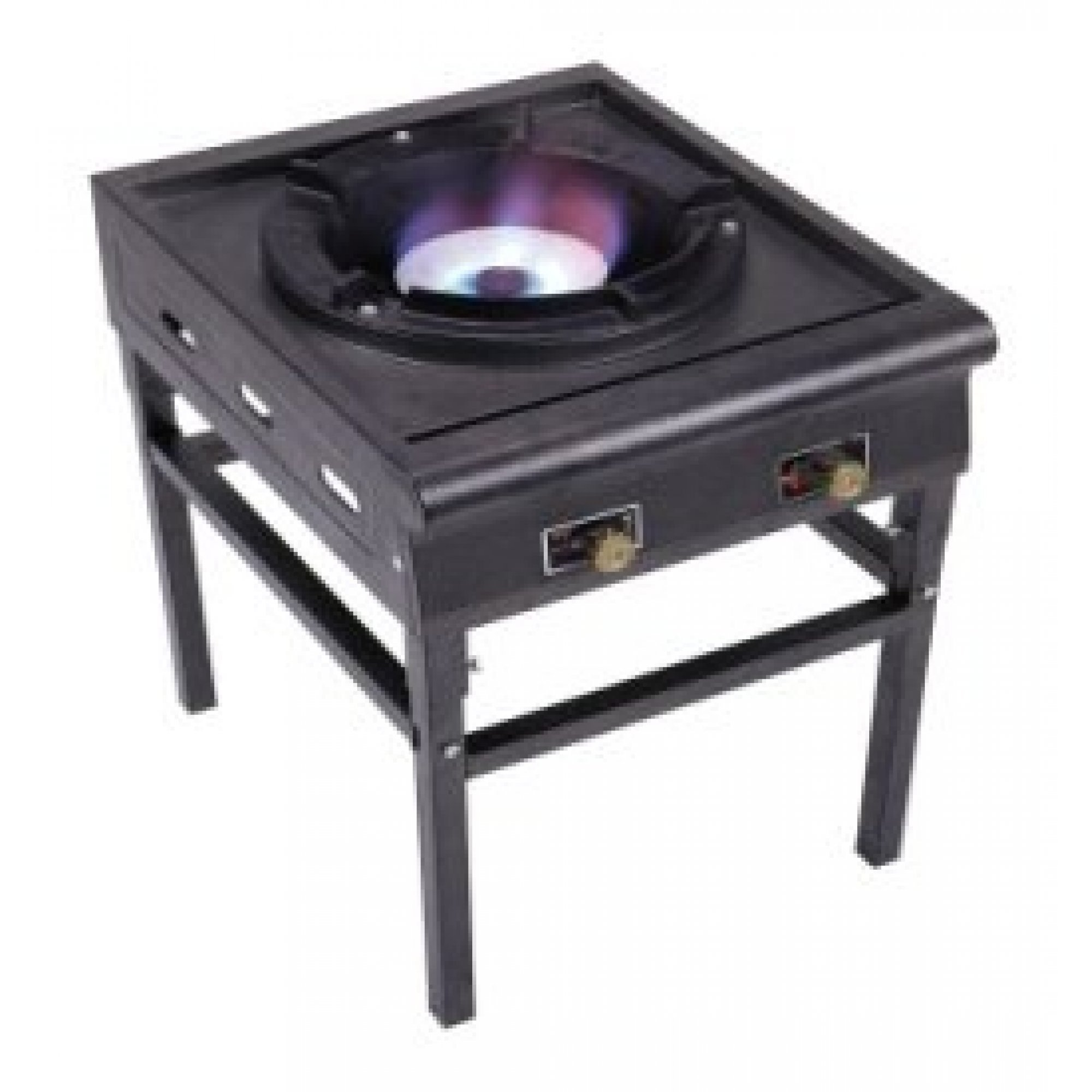 Газовая ВОК плита-горелка 30 кВт, 1 контур.
