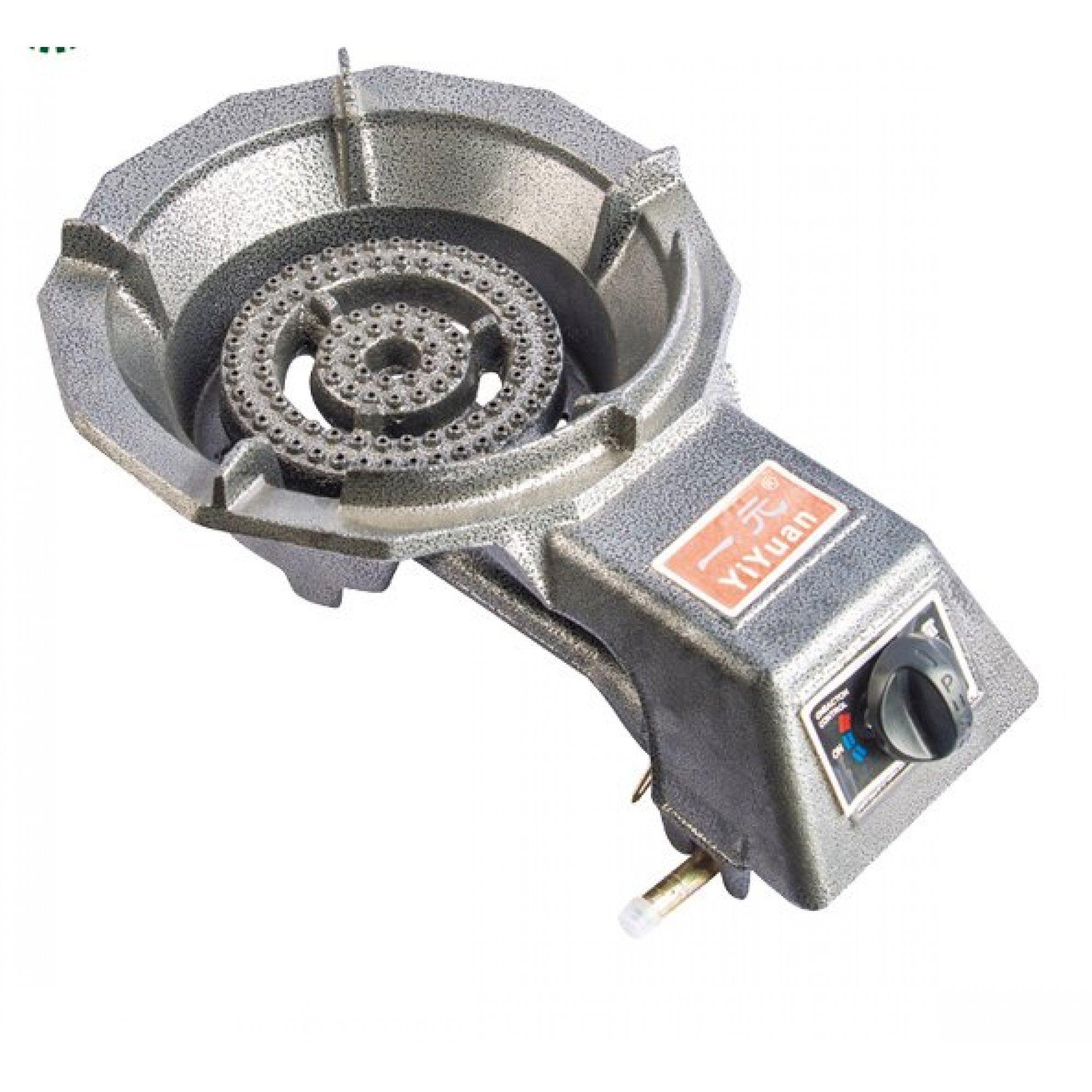 Настольная газовая горелка 6 кВт 2 контура