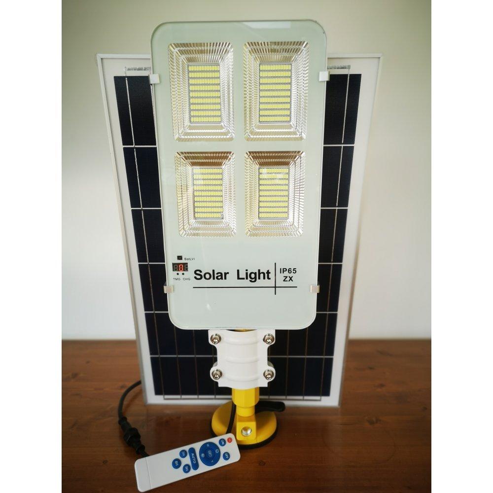 Светильник  на солнечной батареи.
