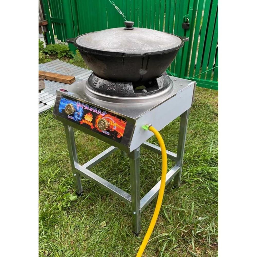 Газовая горелка-плита для  КАЗАНа, ВОКа, 30 кВт.