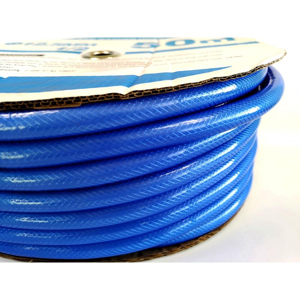 Шланг поливочный ПВХ,  голубой. Серия В-03,  ф- 19 мм. 30 м.