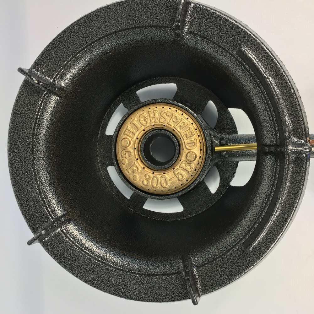 Газовая горелка 20 кВт, 1 контур
