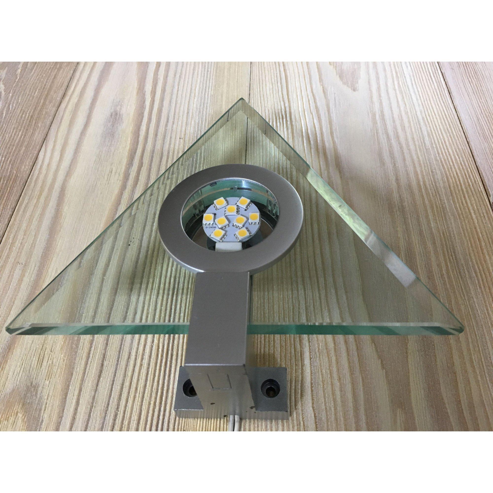 Светодиодный накладной светильник для кухни.