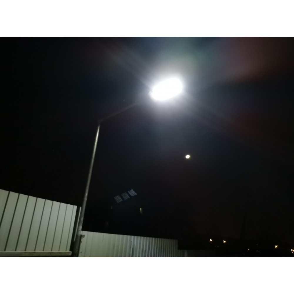 Светильник - фонарь на солнечной батареи